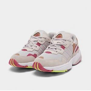 $60 Off Girls' Big Kids' Adidas Originals Yung-96 Casual Shoes @FinishLine