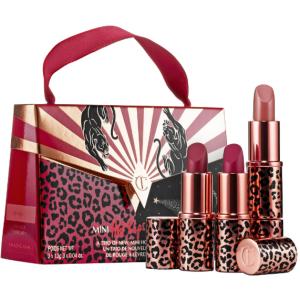 Charlotte Tilbury Hot Lips 2 Mini Lip Set @ Sephora