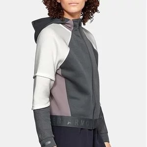 Under Armour Unstoppable Move Zip Cropped Hoodie Sale @Macys.com
