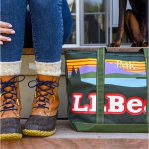 Selected Fall & Winter Footwear @L.L. Bean
