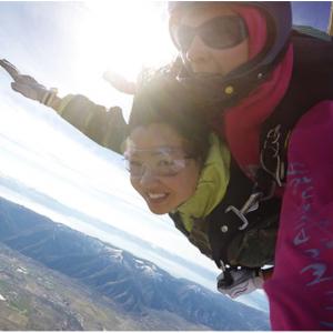 Groupon - 太浩湖12500英尺高空跳傘$199起