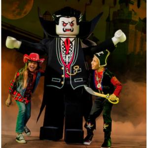 Groupon - 加州樂高樂園 Brick or Treat 萬聖節主題門票,現價$79(原價$145.99)