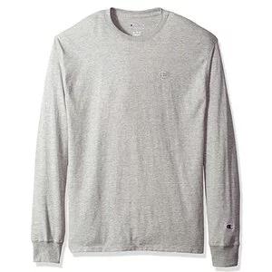 Champion Classic Jersey Long Sleeve T-Shirt Sale @Amazon.com