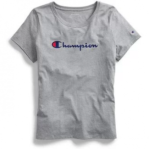 Amazon.com官网Champion Classic Jersey 女款休闲运动T恤优惠