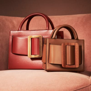 20% Off Boyy Karl 19 Leather Top Handle Bag @Luisaviaroma