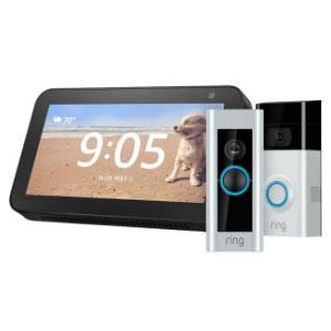 Free Amazon Echo Show 5 with Ring video doorbell @ Best Buy