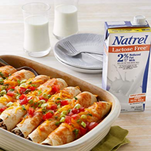 Natrel Lactose Free 2%, 32 Fluid Ounce (Pack of 6) @ Amazon.com