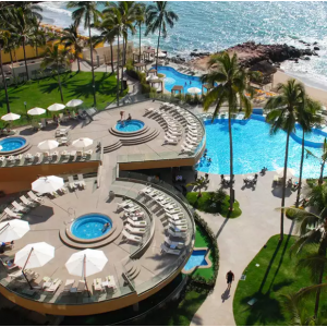 Sunset Plaza Beach Puerto Vallarta All-Inclusive from $115/night @BookIt