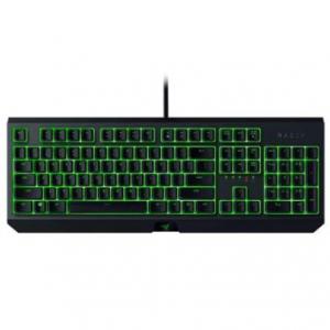 Razer BlackWidow Essential 黑寡妇标准版 绿轴机械键盘 @ Best Buy