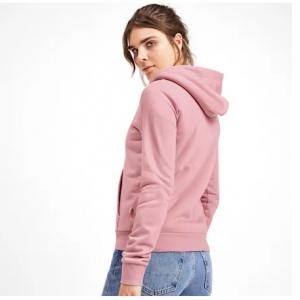 Puma Essentials + Sherpa Women's Hooded Jacket @Puma