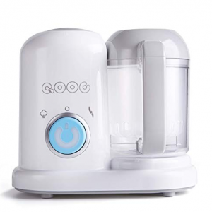 QOOC 4合1 迷你嬰兒輔食料理機 @ Amazon