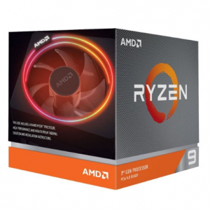 AMD Ryzen 9 3900X 12C24T Unlocked Desktop Processor with Wraith Prism LED Cooler @ Best Buy