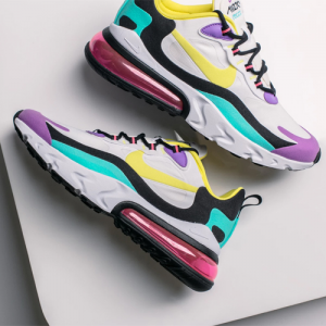 40% OFF Nike Air Max 270 React Men's Shoes @Chams Sports