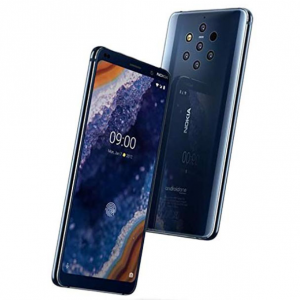Nokia 9 PureView Android 9.0 Single SIM Unlocked Smartphone @ Amazon