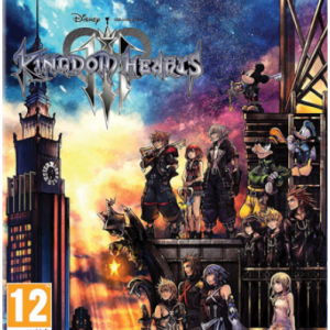Kingdom Hearts 3 for £13.99 + free delivery @Monster shop