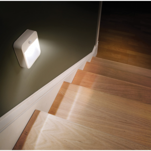 Mr. Beams Wireless Motion Sensing LED Stick Anywhere Night Lights, 6-Pack @Walmart