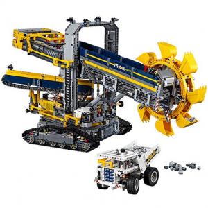LEGO Technic 科技系列  斗轮挖掘机 42055 @ Amazon