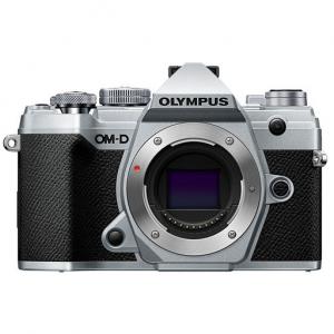 Olympus OM-D E-M5 Mark III Mirrorless Digital Camera (Body Only, Silver) @ B&H