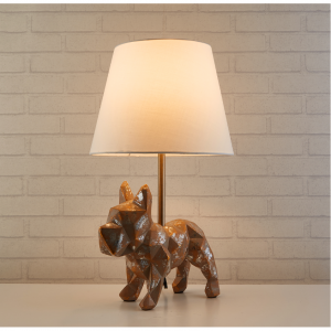 """Better Homes & Gardens Figural Animal Distressed Dog Table Lamp- 20.6""""H @Walmart"""