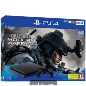 Call of Duty: Modern Warfare 500GB PS4 Bundle for £209.99 @GAME