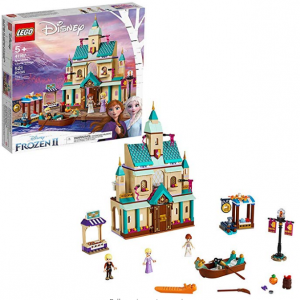 LEGO Disney Frozen II 冰雪奇緣2係列 拚搭玩具套裝熱賣 @ Amazon
