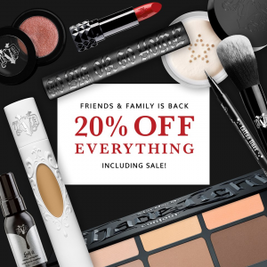 Family & Friends Sitewide Sale @ Kat Von D