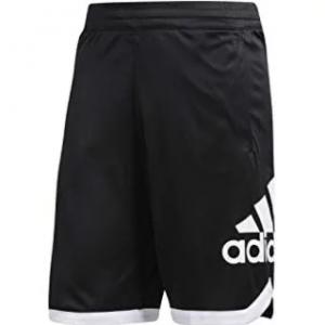 adidas Men's Basketball Badge of Sport Short Sale @Amazon.com