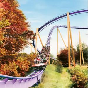 Groupon - 弗吉尼亞威廉斯堡布希花園門票 Busch Gardens Williamsburg,含萬聖節主題活動入場券