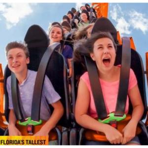 Best of Orlando - 坦帕布希花园万圣节恐怖之夜,常规入园门票在售中