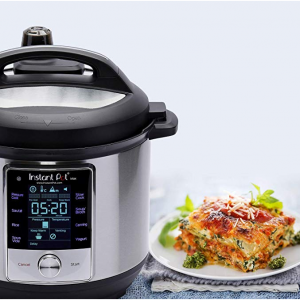 Instant Pot Max 最新款終極智能萬用電壓力鍋 6誇脫 銀色 @Amazon