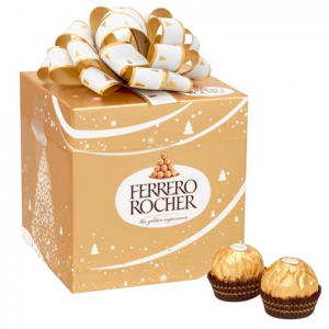 Ferrero Rocher Present 18pk / Ferrero Grand Rocher / Ferrero Raffaello 2 for £7 @Tesco