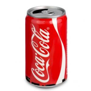 Coca-Cola Can Wireless BT Portable Speaker @ Walmart