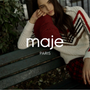 Fall Event Women's Clothing Sale @ Maje