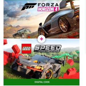 Forza Horizon 4 + Lego Speed Champions for £25.99 @CDKeys