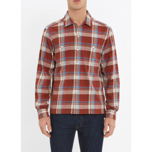 Au$90 Off Camp Collar Shirt @ R.M. Williams AU, 100% Cotton