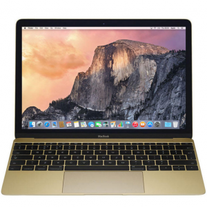 Apple Macbook Intel Core m3, 8GB RAM, 256GB SSD, 12 Inch MRQN2B/A in Gold for £849.99 @Costco UK