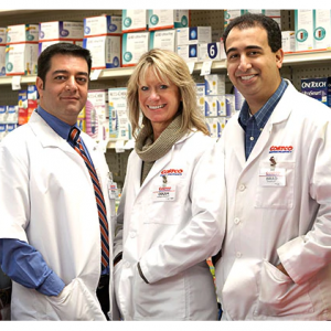 Costco Pharmacy Seasonal 4-Strain Flu Shot @Costco