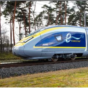 Eurostar ticket sale @Trainline