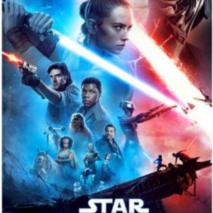 Star Wars: The Force Awakens, The Last Jedi and The Rise Of Skywalker for £5.74 @ Vue Cinema