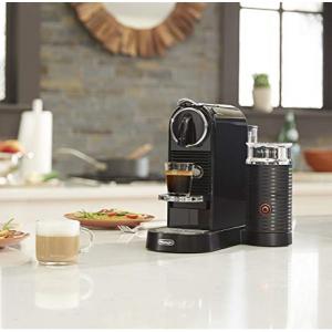 Nespresso by De'Longhi EN267BAE 胶囊咖啡机奶泡机套装,黑色 @Amazon