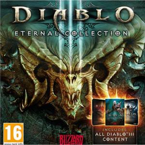 Diablo III Eternal Collection (PS4/Xbox One) for £14.99 @ Amazon UK