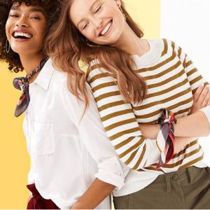 Women's Clothing Clearance Sale @ LOFT Outlet