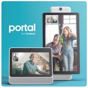 """Facebook Portal/Portal+ 智能语音助手 让讲故事""""动""""起来 @ Portal From Facebook"""