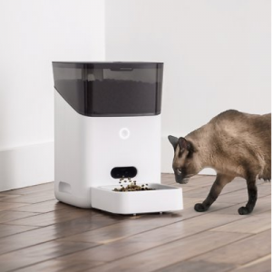 Petnet SmartFeeder Automatic Pet Feeder, White @Chewy