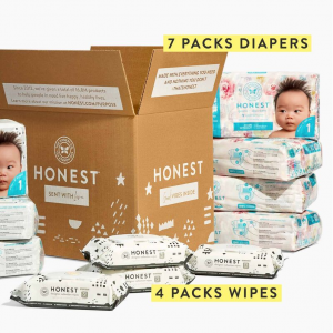 Diapers + Wipes Bundle Sale @ The Honest Company