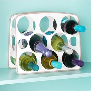 YouCopia 50068 BottleStand Travel Mug And Water Bottle, One Size, White @Amazon