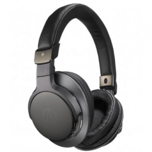 Audio-Technica ATH-SR6BTBK Bluetooth Wireless Headphones (Refurbished) @ Focus Camera