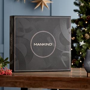 Mankind 2019圣诞倒数日历礼盒5折热卖