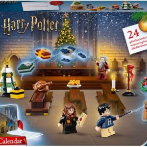 Lego Harry Potter Advent Calendar for £17.49 @Smyths toys