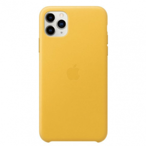Apple iPhone 11 Pro Max Leather Case @ Best Buy